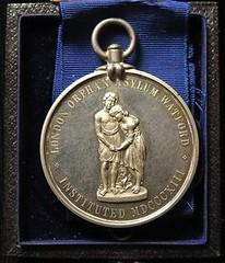 British Orphanage Asylum medal