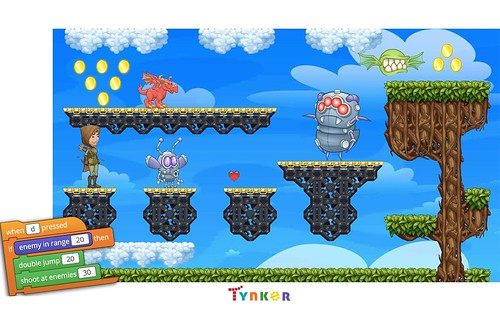 tynker-game-design