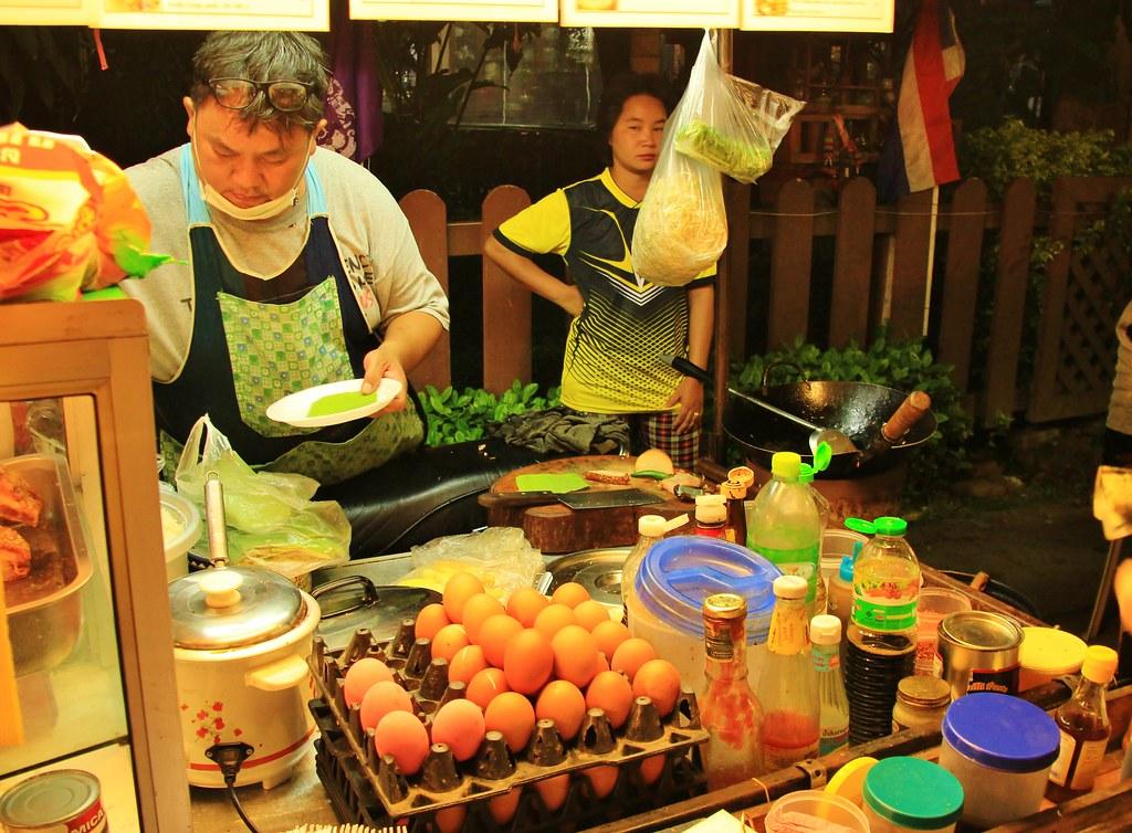 Pai Night life, pai thailand travel blog