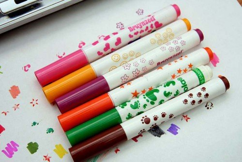 Stamp-Markers