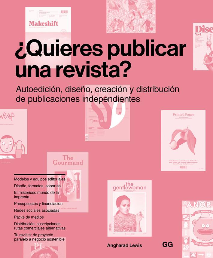 Diseño gráfico  - Magazine cover