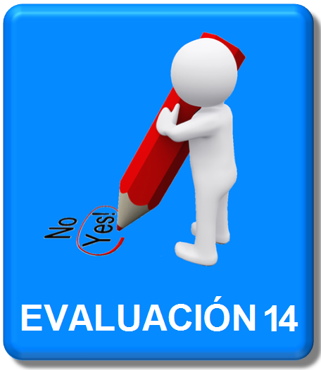 evaluacion 14