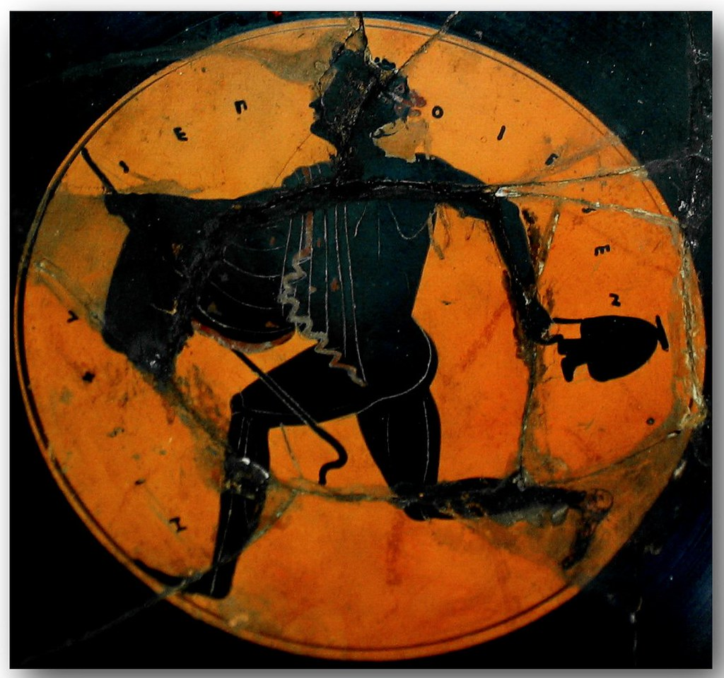 Ancient greek pottery decoration 28 hans ollermann flickr for Ancient greek pottery decoration