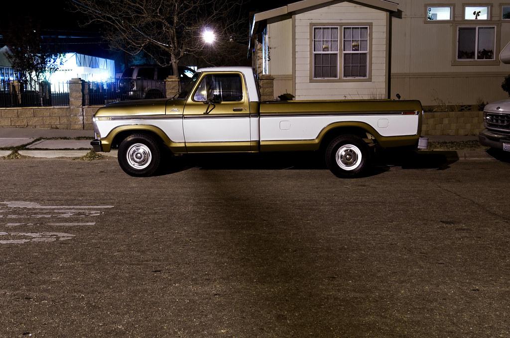1978 Ford F150 Ranger | Lone Pine, California | Flickr