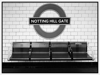 Notting Hill Gate | by carole félix