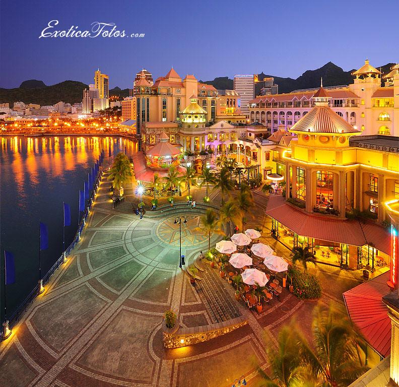 Caudan waterfront port louis zubeyr kureemun flickr - Restaurant port louis ile maurice ...