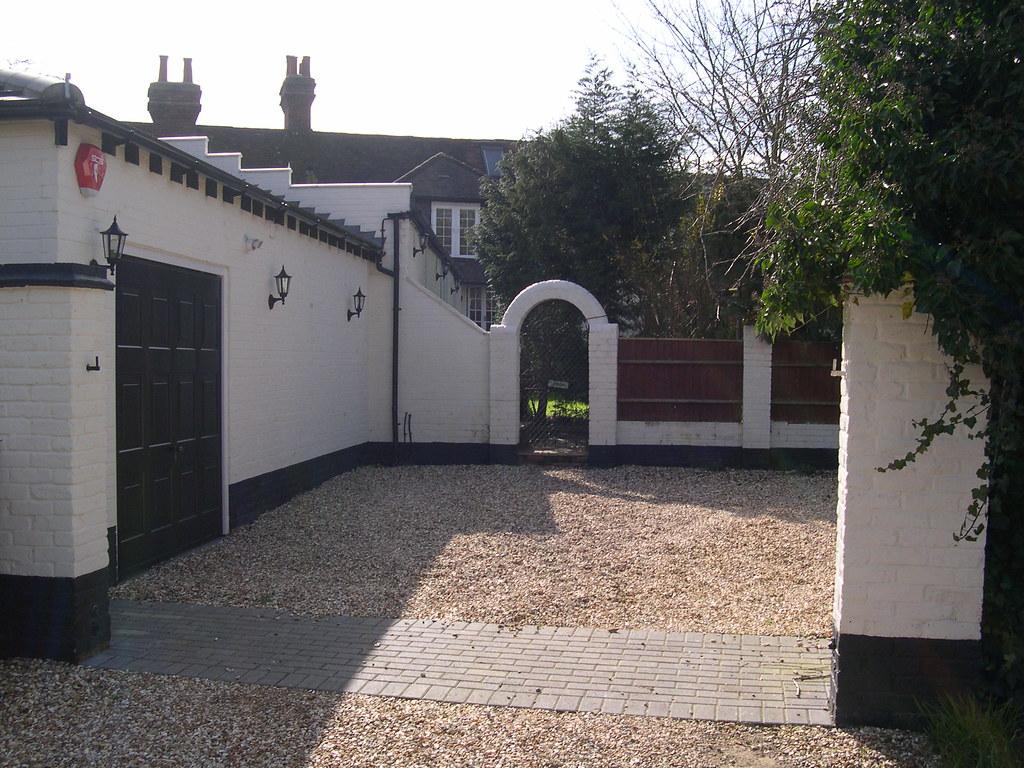 Garage conversion to granny annexe extension garage for Annexe garage
