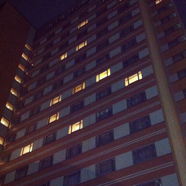 Hotel Sunroute Plaza Shinjuku Room Size