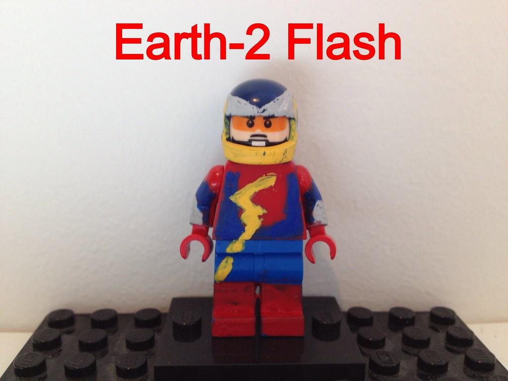 earth 2 flash injustice - photo #43