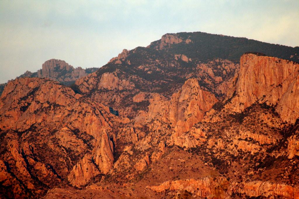 Santa Catalina Mountains | Kevin Schraer | Flickr Coyote
