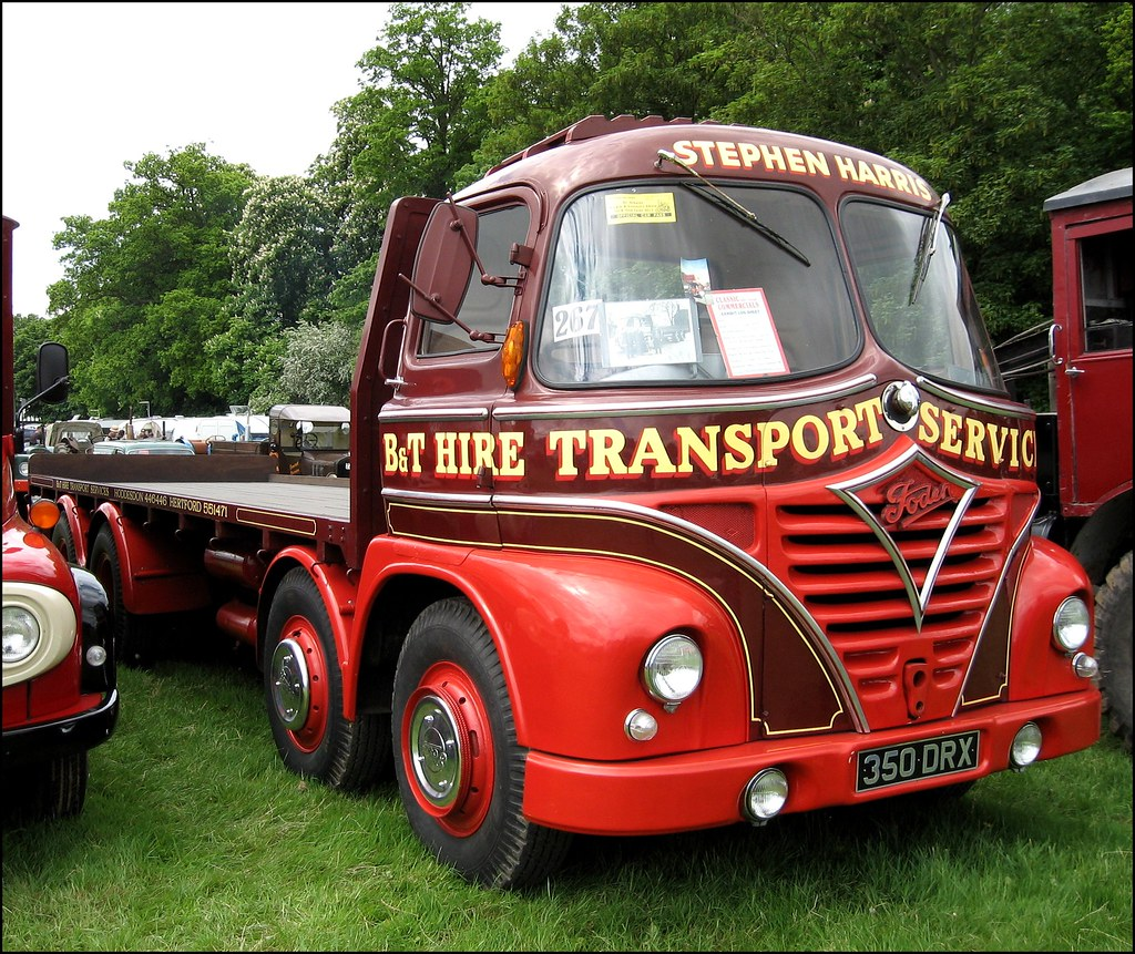 Classic Cars And Lorries