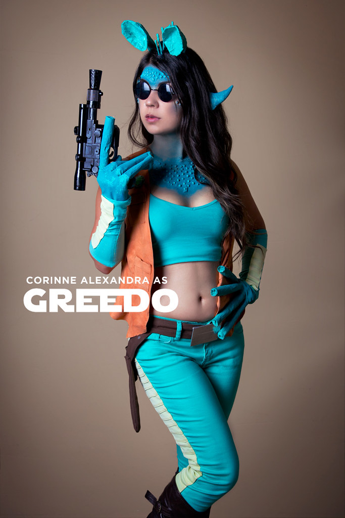 Cosplay Girl Girl Greedo Cosplay | Flickr