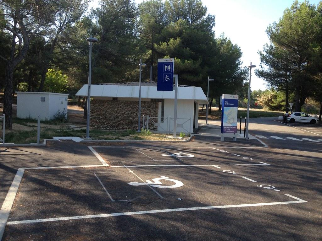 Aire De Stationnement Campig Car Otranto Italie
