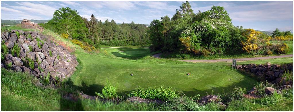 golfclub wenelinus st wendel germany hole loch 15 par. Black Bedroom Furniture Sets. Home Design Ideas