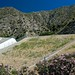 Upper Shields Debris Basin dam