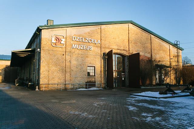 Riga / Railway History Museum