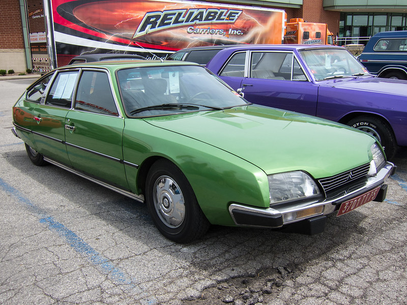 1976 Citroen CX