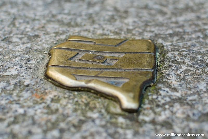 Símbolo del camino sefardí