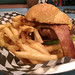 Fran's Restaurant - the burger and fries