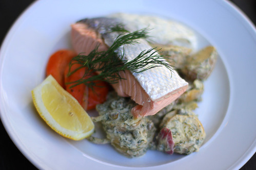 Lunch @ Blå Porten