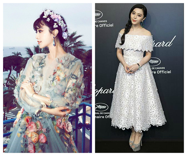 Fan BingBing Cannes 2015
