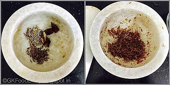 Mutton Biryani-preparation step 3