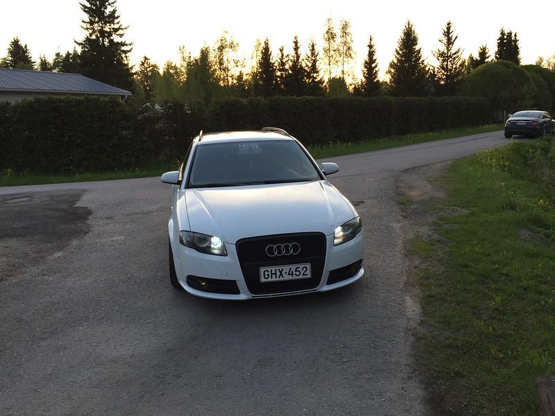 Zoml: Audi A4 B7 Avant //Mätäs Crew 18092553285_8fc32dd9c4_c