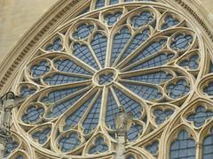 Windows of Matz Cathedral
