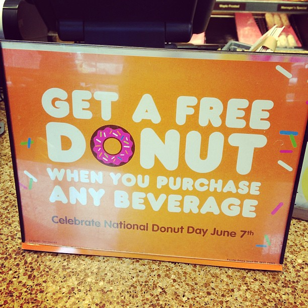 Free Donut Day Cub Foods