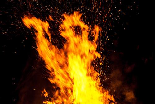 El espíritu del fuego