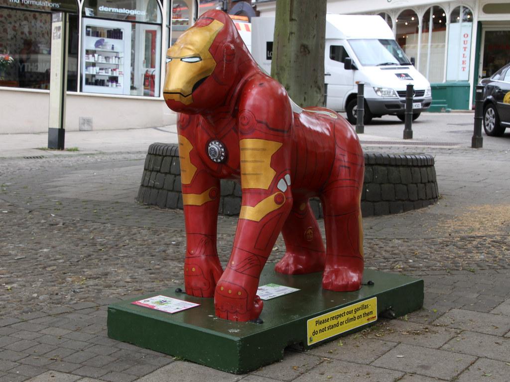 Gorilla Building Uk Eastleigh