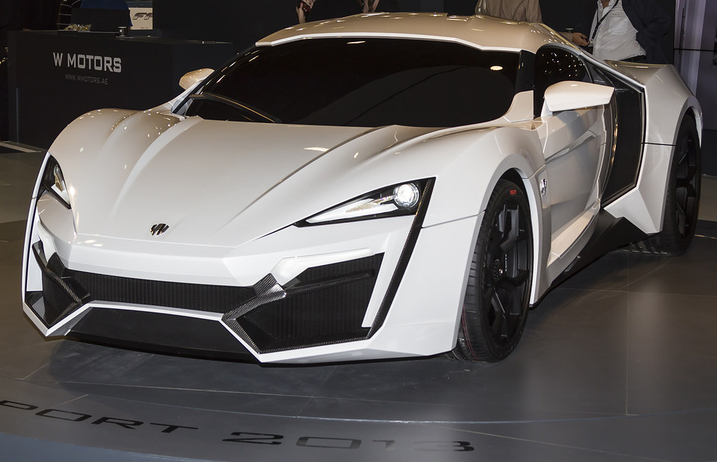 w motors lykan hypersport priced over 3 million this
