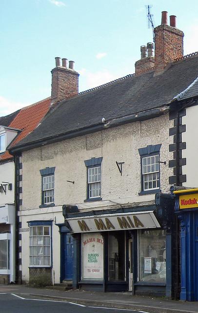 Kingston House. 20 Market Place, Barton Upon Humber ...