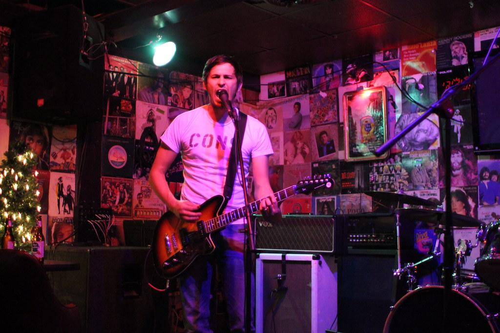 Powers at O'Leaver's Pub | May 21, 2015