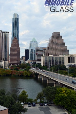Downtown Austin, Texas USA