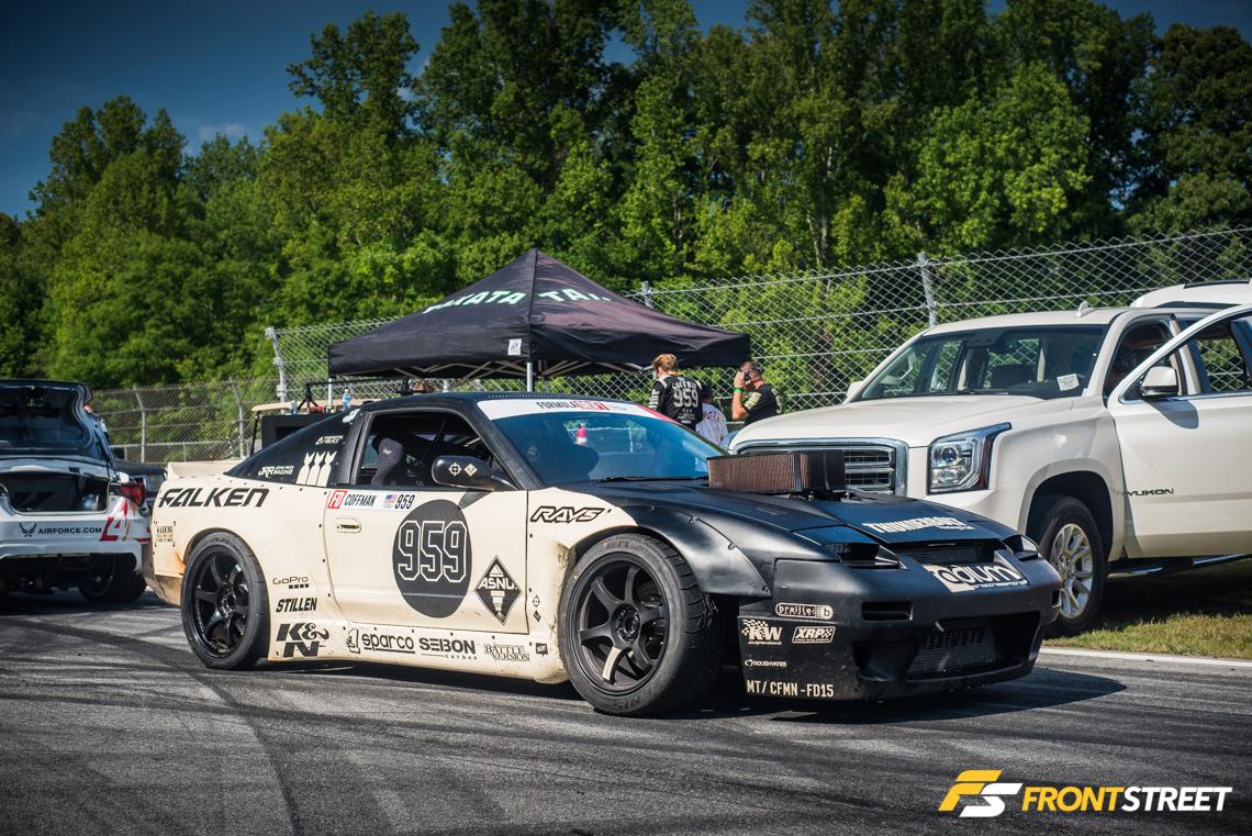 2015 Formula Drift Atlanta