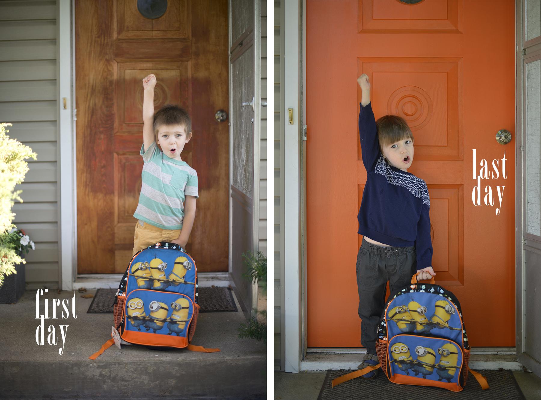 first year of preschool