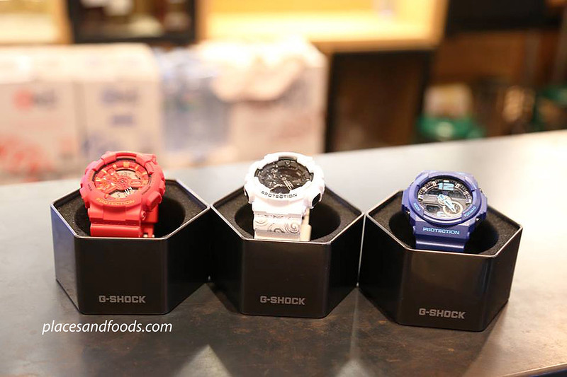casio thailand gshock limited edition