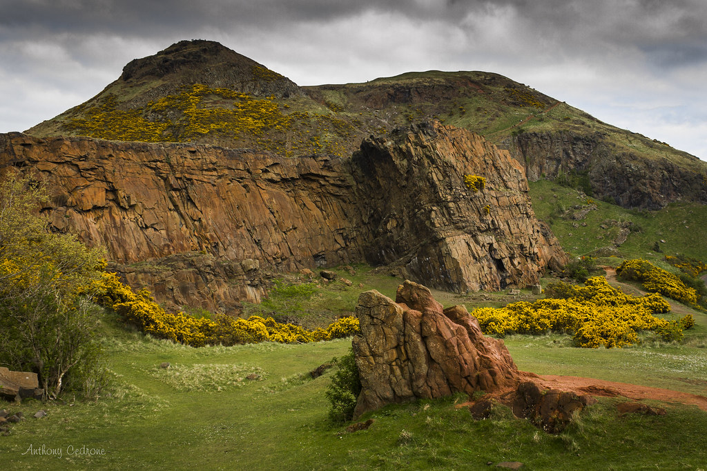 Arthur's Seat Edinburgh Scotland