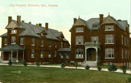 CABHC: HC06291 Belleville General Hospital in 1914