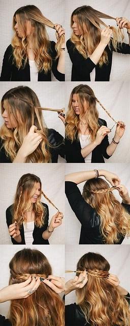 Tết tóc vành mũ