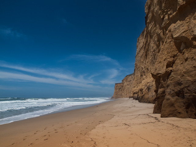 Pomponio State Beach Camping