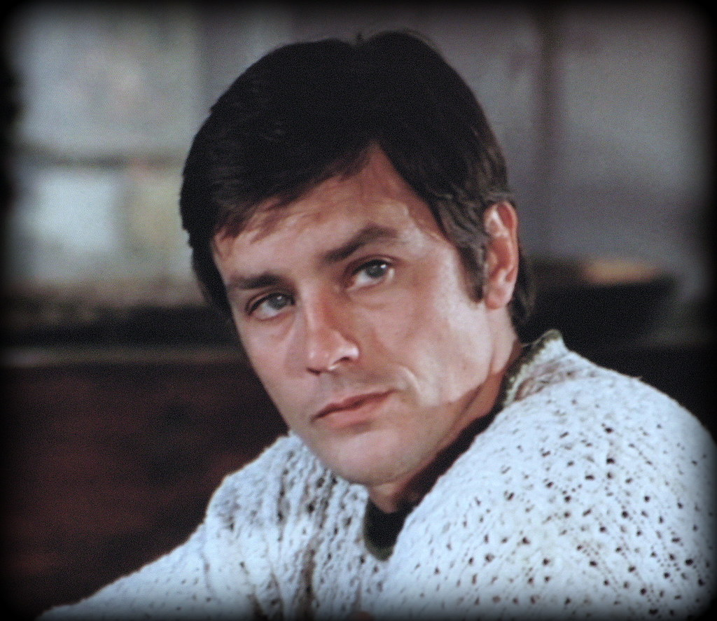 Alain delon la piscine kay harpa flickr for Alain delon la piscine