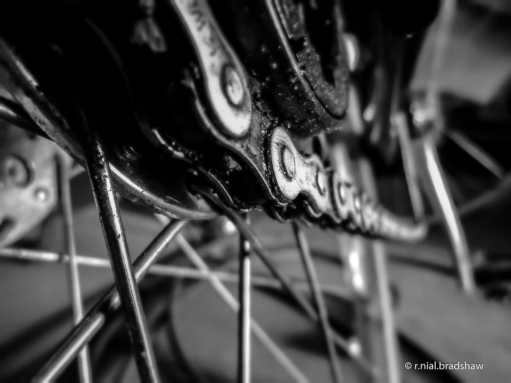 Bike Chain Grime Jpg Nikon S3300 Iso800 Aperture F 3
