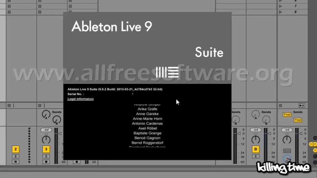 ableton live 9 suite crack windows 10 64 bit