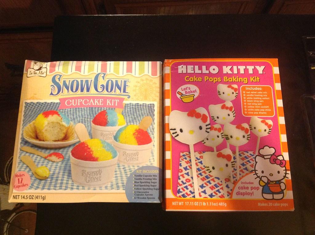 Cake Kits At Walmart Bakery