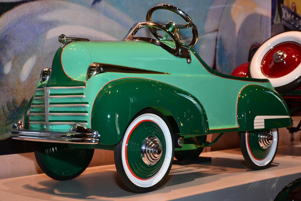1941 Steelcraft Chrysler Pedal Car Peter Miller Flickr