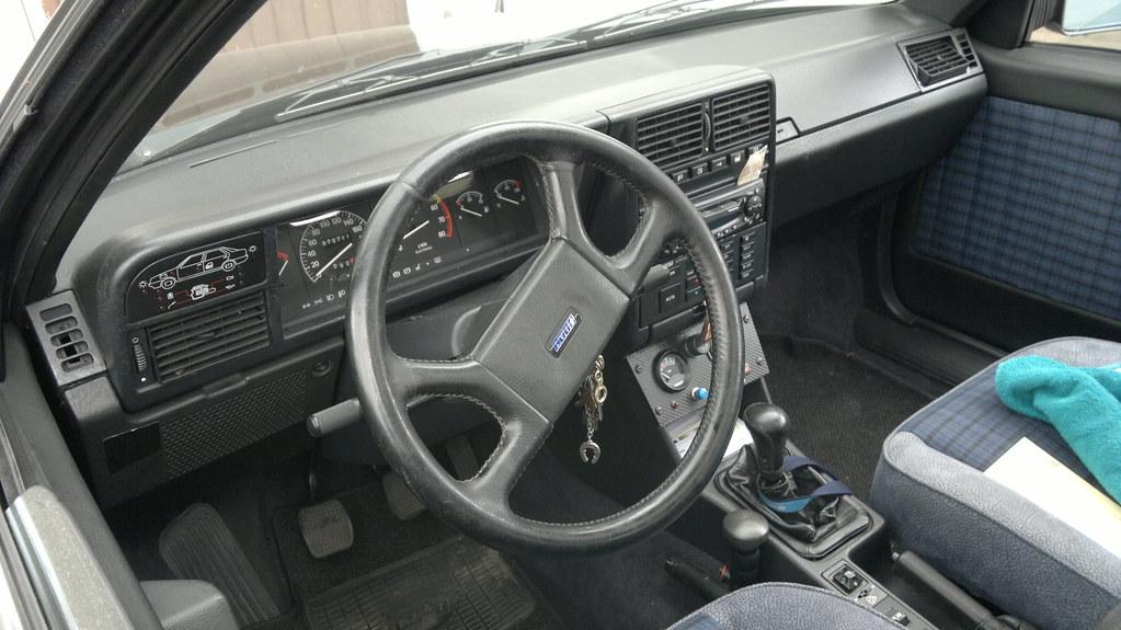 Fiat Croma Mod 1988 Dashboard And Interior Granada Uwe