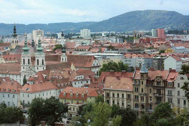 [129/365] Schlossbergbahn | Graz