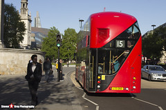 Wrightbus NBFL - LTZ 1260 - LT260 - Stagecoach - Blackwall 15 - London - 150512 - Steven Gray - IMG_0484